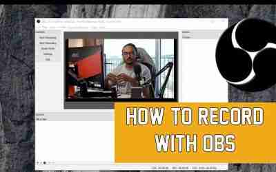 How To Record With OBS 2018 Guide