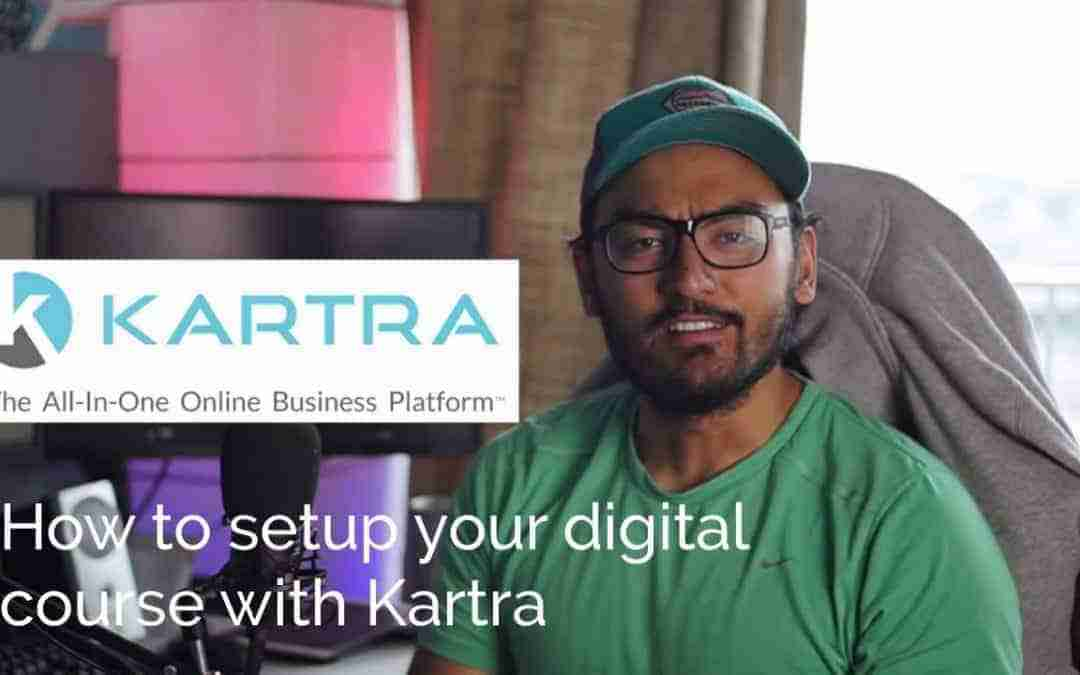 Kartra Review – How to Create A Course Online