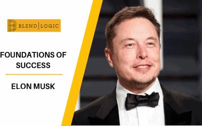 Keys to Success – Elon Musk
