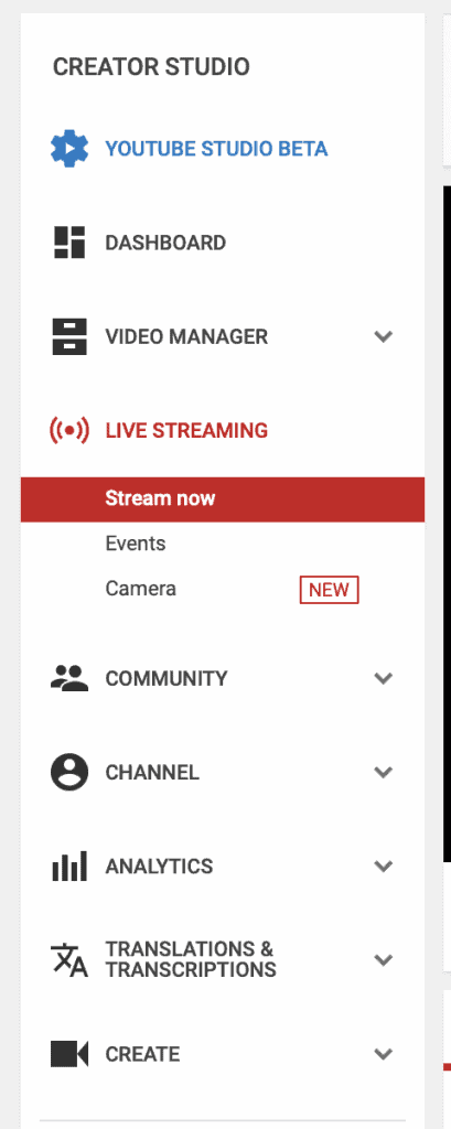 How to Stream on Youtube - Live Streaming Options